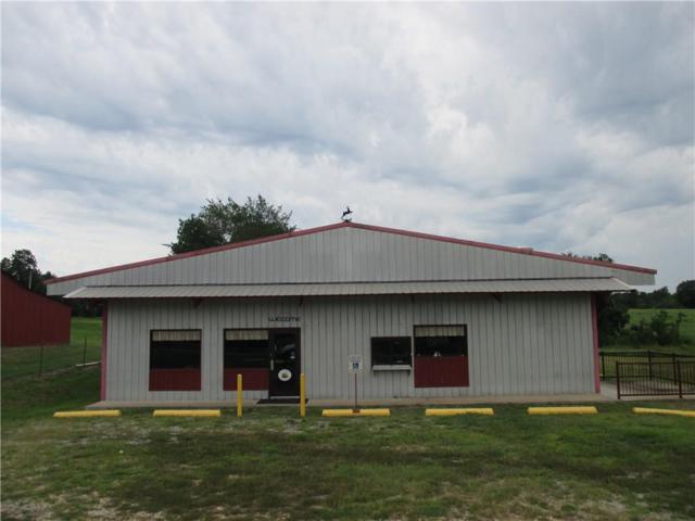 455 W Tulsa  Ave, Kansas, OK 74347 (MLS #1123424) :: McNaughton Real Estate