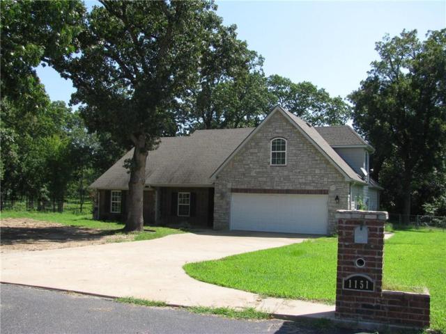 1151 Harber Oaks  Loop, Grove, OK 74344 (MLS #1123555) :: McNaughton Real Estate