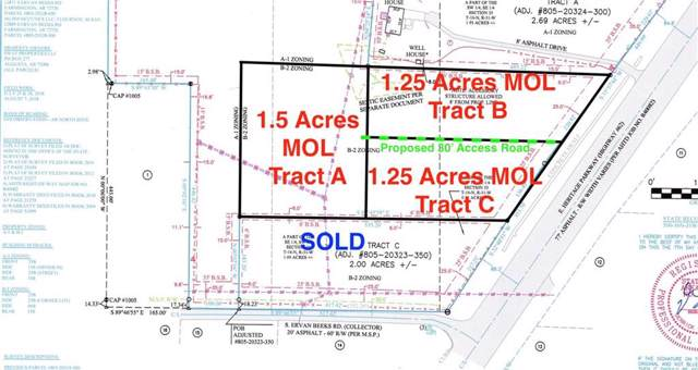 Tract A Heritage Parkway, Farmington, AR 72730 (MLS #1126279) :: Five Doors Network Northwest Arkansas