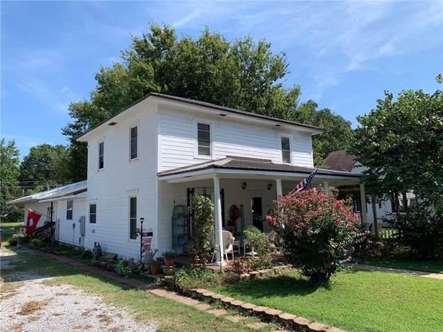 829 S Mt. Olive  St, Siloam Springs, AR 72761 (MLS #1126290) :: McNaughton Real Estate