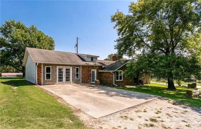 11238 Highway 412, Kansas, OK 74347 (MLS #1126392) :: McNaughton Real Estate