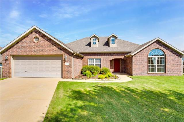 8426 W Westridge  Dr, Fayetteville, AR 72704 (MLS #1126654) :: McNaughton Real Estate
