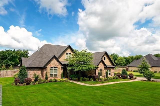121 Abbey  Ln, Fayetteville, AR 72703 (MLS #1126763) :: McNaughton Real Estate