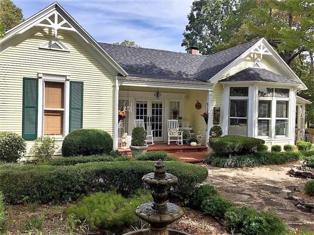 7 Lookout  Cir, Eureka Springs, AR 72632 (MLS #1126776) :: McNaughton Real Estate