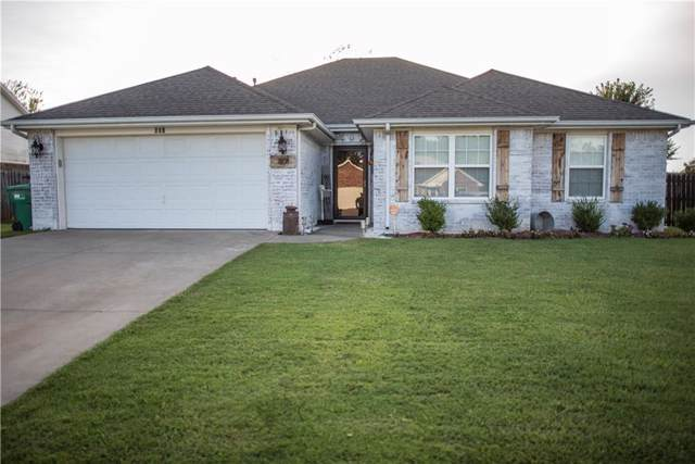 801 Harvest  St, Centerton, AR 72719 (MLS #1126787) :: Five Doors Network Northwest Arkansas