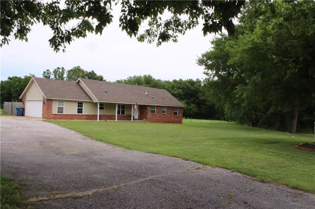 21922 W Highway 12, Gentry, AR 72734 (MLS #1126793) :: Five Doors Network Northwest Arkansas