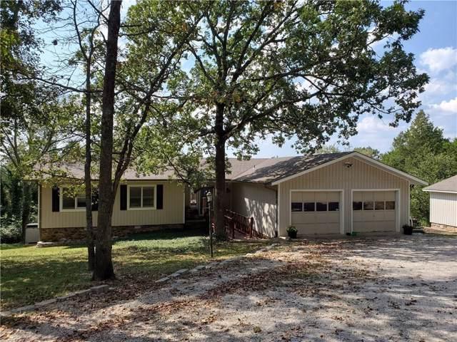 920 Saunders Heights  Rd, Berryville, AR 72616 (MLS #1127092) :: McNaughton Real Estate