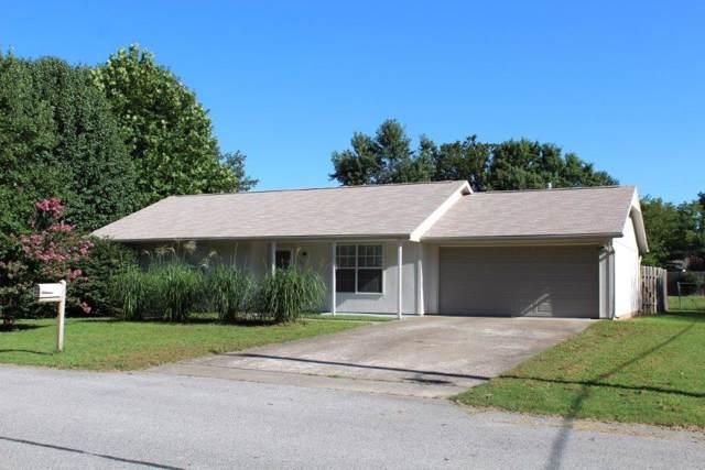 1109 Se 35th  St, Bentonville, AR 72712 (MLS #1127176) :: McNaughton Real Estate