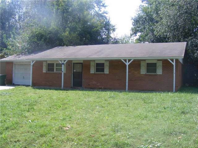 1820 Beth  Dr, Rogers, AR 72758 (MLS #1127180) :: McNaughton Real Estate