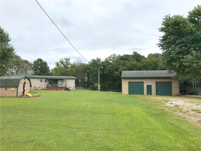 3860 Patterson  Rd, Pea Ridge, AR 72751 (MLS #1127332) :: McNaughton Real Estate