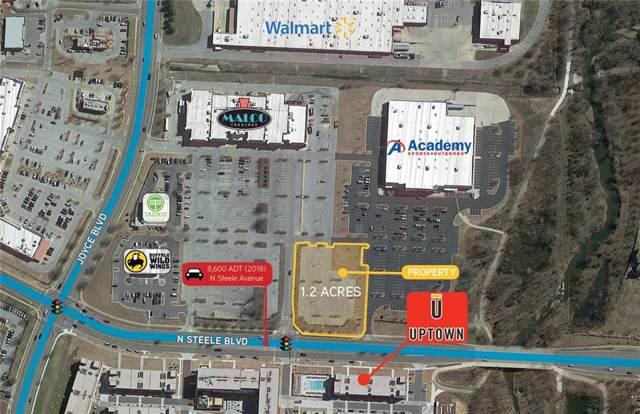 3956 N Steele Boulevard, Fayetteville, AR 72703 (MLS #1127493) :: McNaughton Real Estate