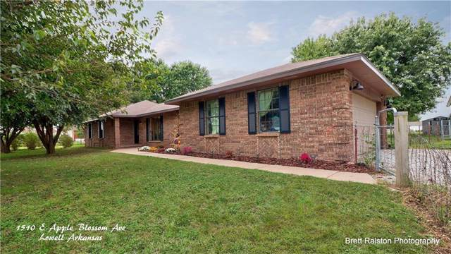 1510 E Apple Blossom  Ave, Lowell, AR 72745 (MLS #1129476) :: McNaughton Real Estate