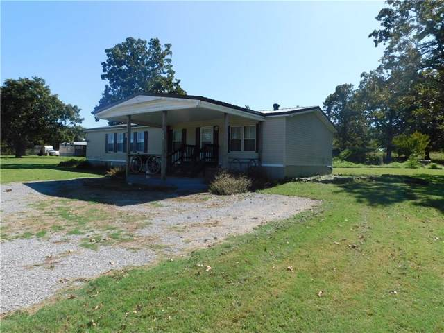 1008 E Jordan  Rd, Colcord, OK 74338 (MLS #1129618) :: Five Doors Network Northwest Arkansas