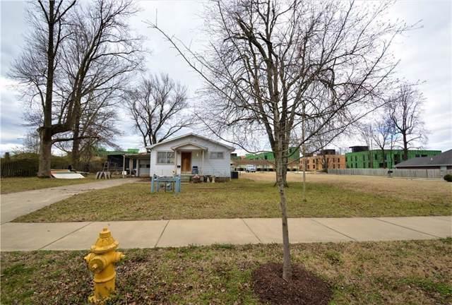 906 E Central Avenue, Bentonville, AR 72712 (MLS #1129679) :: Jessica Yankey   RE/MAX Real Estate Results