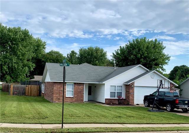 106 Wilson  St, Farmington, AR 72730 (MLS #1129731) :: McNaughton Real Estate