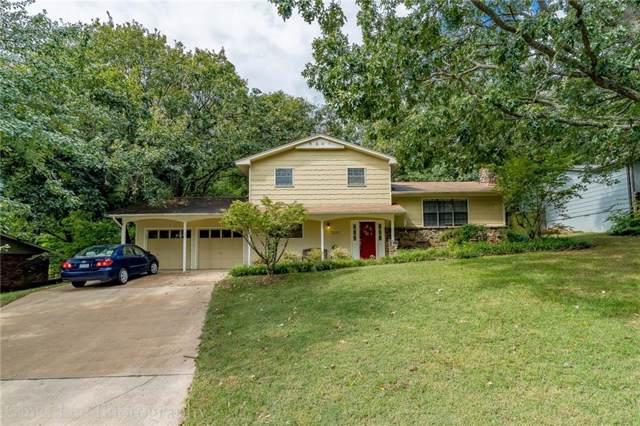 2257 Mockingbird  Ln, Fayetteville, AR 72703 (MLS #1129799) :: McNaughton Real Estate