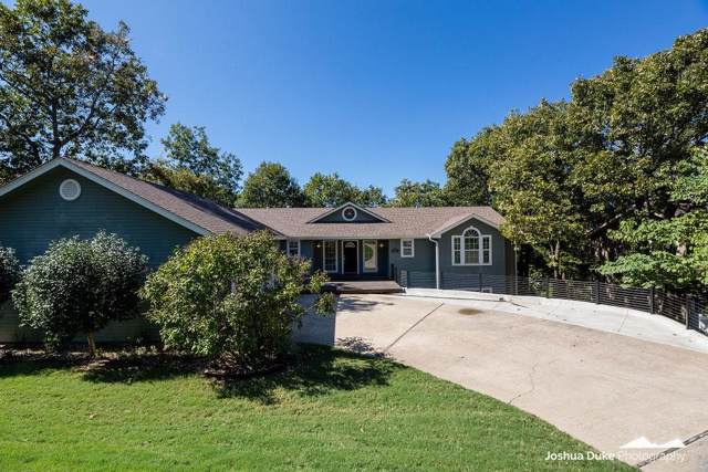 1557 Forest  Hts, Fayetteville, AR 72703 (MLS #1129884) :: McNaughton Real Estate