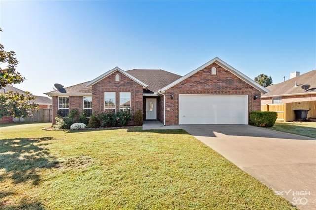 611 Herron  St, Prairie Grove, AR 72753 (MLS #1129908) :: McNaughton Real Estate