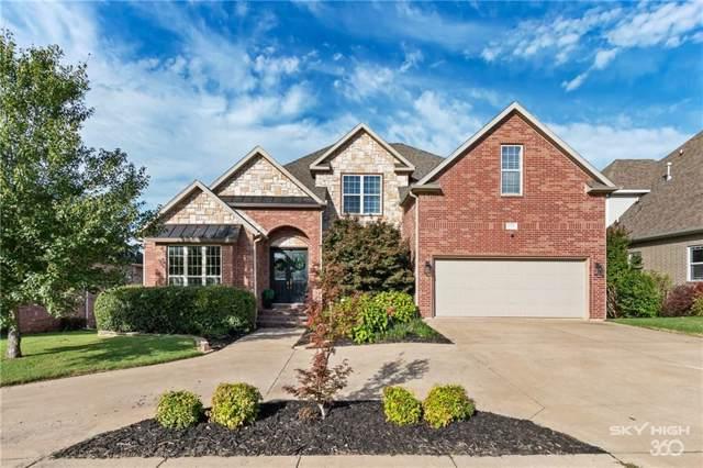 2921 N Dorchester  Dr, Fayetteville, AR 72703 (MLS #1129960) :: McNaughton Real Estate