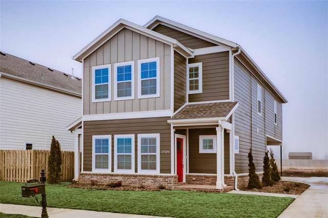 1729 W Broadway  Pl, Rogers, AR 72758 (MLS #1129961) :: McNaughton Real Estate