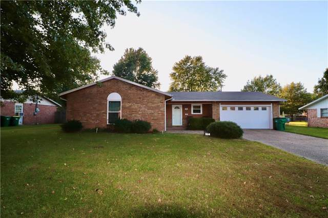 514 Maria  St, Springdale, AR 72762 (MLS #1129965) :: McNaughton Real Estate