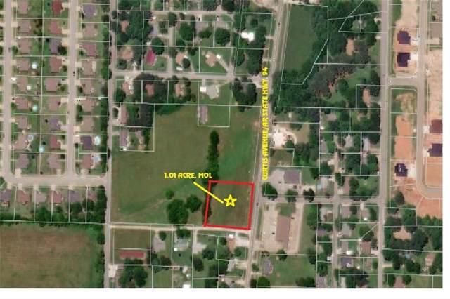 1.01AC S Curtis  Ave, Pea Ridge, AR 72751 (MLS #1130020) :: HergGroup Arkansas