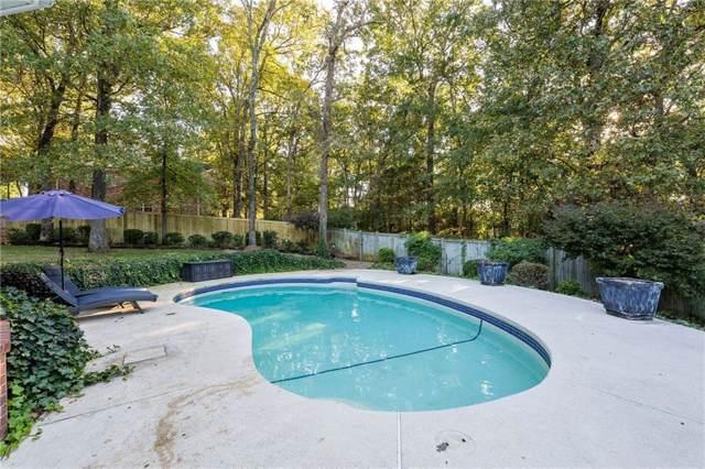 4179 N Hillside  Ter, Fayetteville, AR 72703 (MLS #1130056) :: McNaughton Real Estate