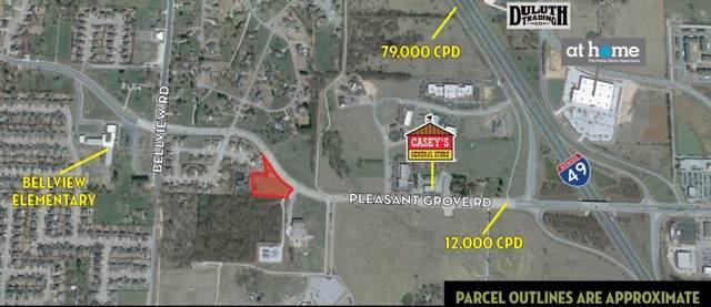 1.71 Acres  W Pleasant Grove  Rd, Rogers, AR 72758 (MLS #1130099) :: McNaughton Real Estate