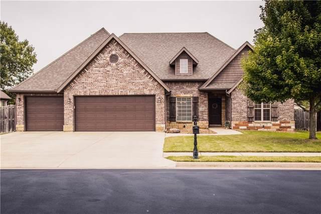 1117 Abby  St, Lowell, AR 72745 (MLS #1130123) :: McNaughton Real Estate