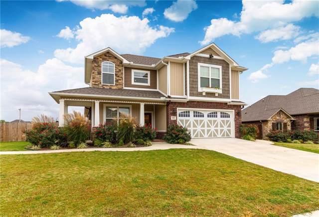202 Crawford  St, Pea Ridge, AR 72751 (MLS #1130194) :: HergGroup Arkansas
