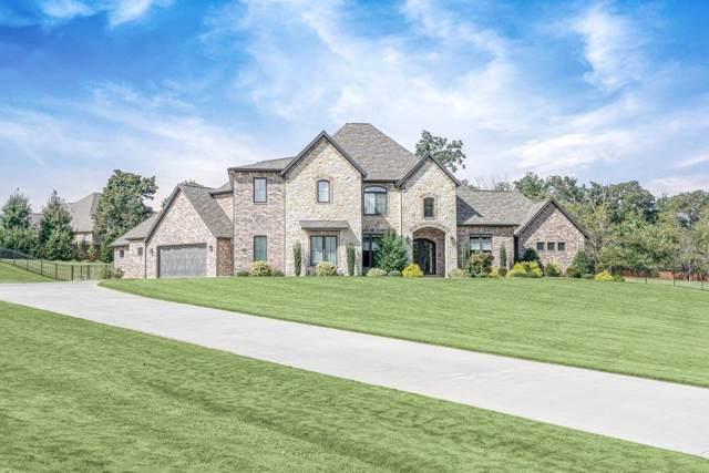 11321 Pembrook  Cir, Bentonville, AR 72712 (MLS #1130195) :: McNaughton Real Estate