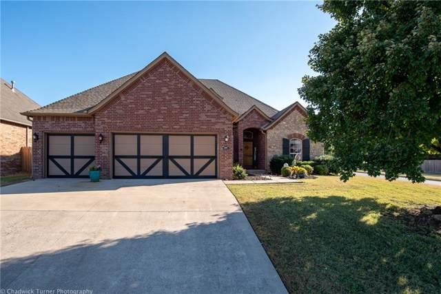 4503 Sw Bamboo  Ave, Bentonville, AR 72713 (MLS #1130211) :: McNaughton Real Estate