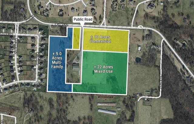 11301 W Highway 72, Centerton, AR 72719 (MLS #1130244) :: McNaughton Real Estate