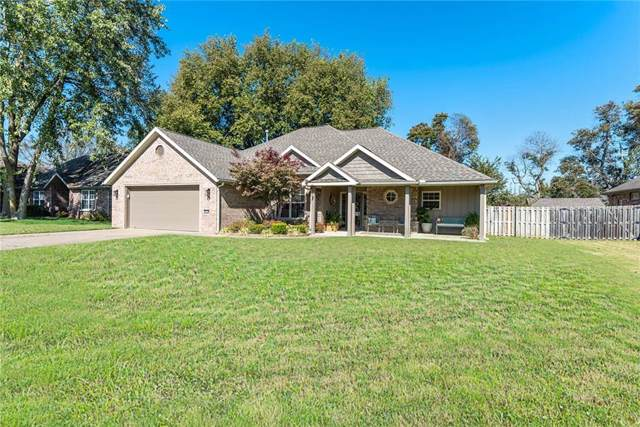 790 Buckhead  Ave, Springdale, AR 72764 (MLS #1130249) :: HergGroup Arkansas
