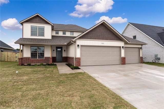 2503 Sw 18th  St, Bentonville, AR 72712 (MLS #1130251) :: McNaughton Real Estate