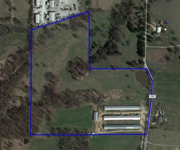 12079 Robin  Rd, Gentry, AR 72734 (MLS #1130400) :: McNaughton Real Estate