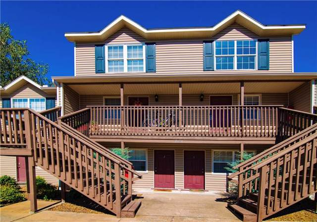 2158 N Garland  Ave Unit #3 #3, Fayetteville, AR 72704 (MLS #1130402) :: McNaughton Real Estate