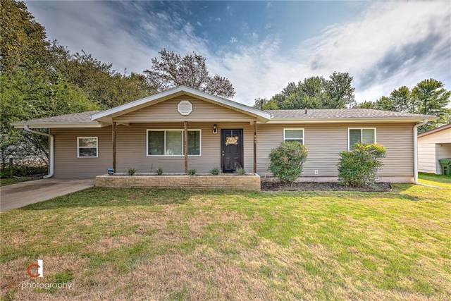 807 14th  St, Rogers, AR 72756 (MLS #1130411) :: McNaughton Real Estate