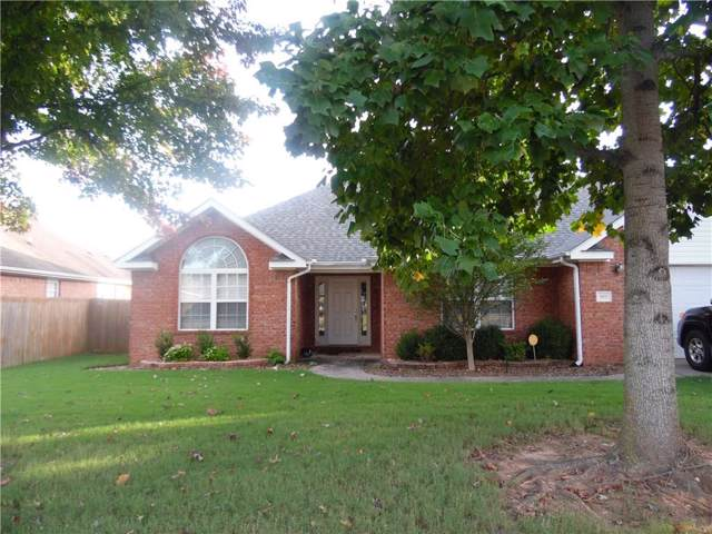 927 Nicholson  Ave, Springdale, AR 72764 (MLS #1130468) :: Five Doors Network Northwest Arkansas