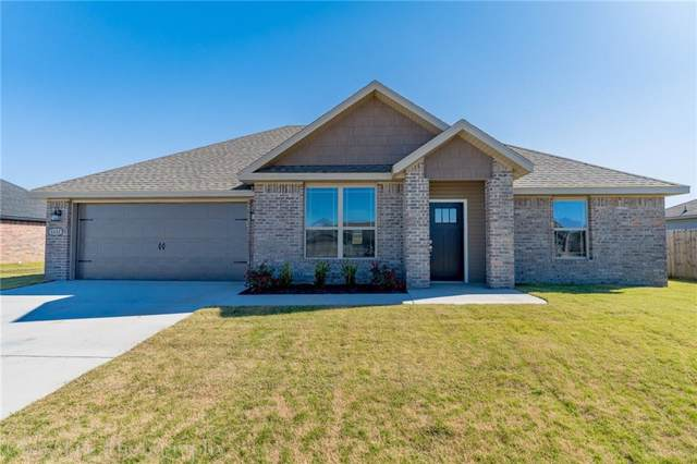 1621 Gallant Fox  Ln, Prairie Grove, AR 72753 (MLS #1130483) :: Five Doors Network Northwest Arkansas