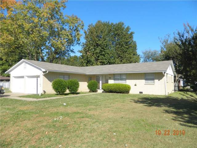 722 Dyer  St, Springdale, AR 72762 (MLS #1130532) :: Five Doors Network Northwest Arkansas