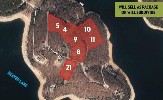 4.59 Acres (Lots 8,9,21) Highland  Wy, Garfield, AR 72732 (MLS #1130622) :: HergGroup Arkansas