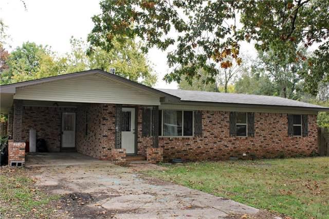 106 Sw 5th  Ave, Gravette, AR 72736 (MLS #1130856) :: Five Doors Network Northwest Arkansas