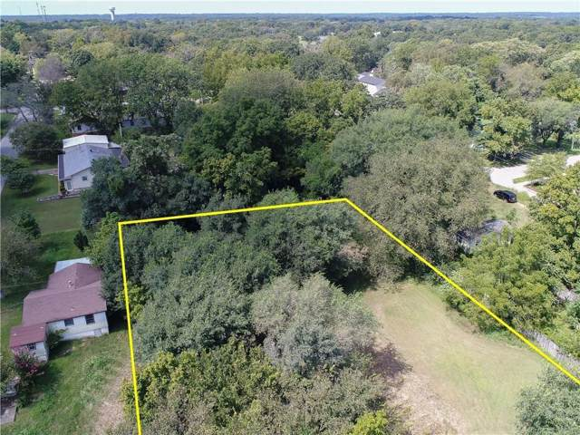 Lot 2 NE Park Street, Bentonville, AR 72712 (MLS #1131099) :: McNaughton Real Estate