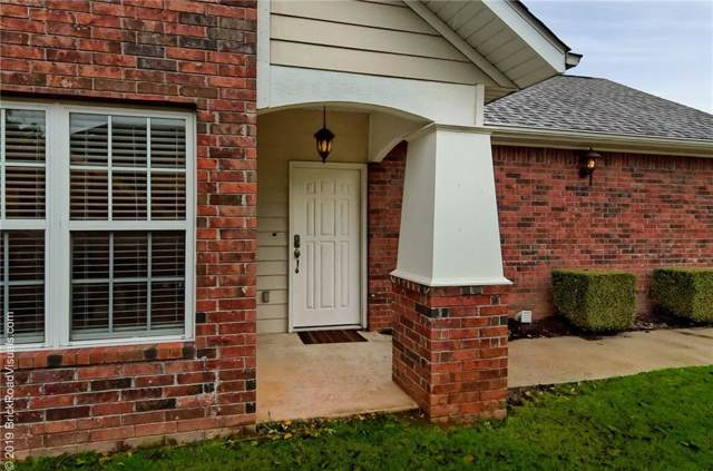 921 Sw Lafayette  St Unit #21 #21, Rogers, AR 72758 (MLS #1131141) :: McNaughton Real Estate