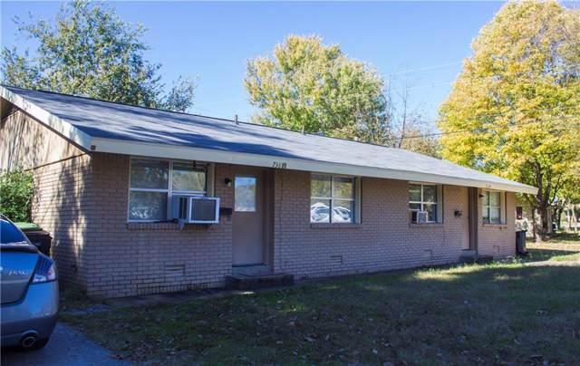 736 12th  St, Rogers, AR 72756 (MLS #1131151) :: Five Doors Network Northwest Arkansas