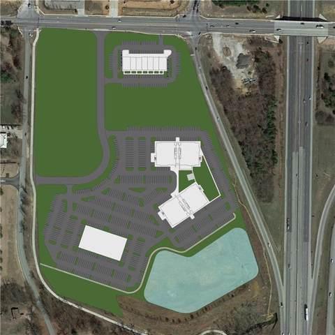 S Goad Springs Road Lot 2, Lowell, AR 72745 (MLS #1131409) :: Five Doors Network Northwest Arkansas