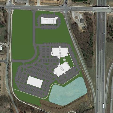 S Goad Springs Road Lot 1, Lowell, AR 72745 (MLS #1131412) :: Five Doors Network Northwest Arkansas
