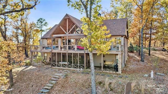 663 Cr 153, Eureka Springs, AR 72632 (MLS #1131427) :: Five Doors Network Northwest Arkansas