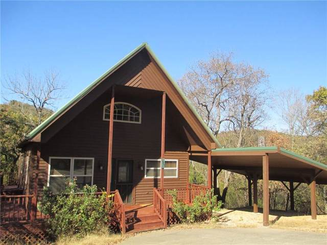 21 Cherokee  Ln, Holiday Island, AR 72631 (MLS #1131488) :: Five Doors Network Northwest Arkansas